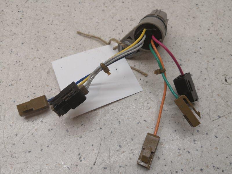 Проводка акпп Honda Civic FD2 K20A