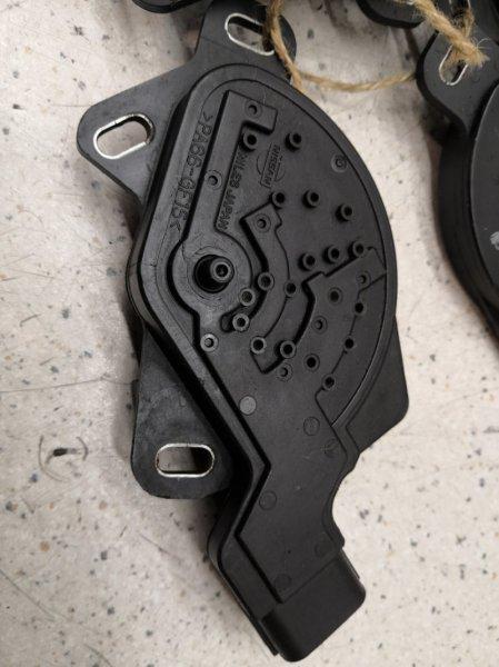 Датчик положения селектора акпп Nissan March BK12 CR14DE