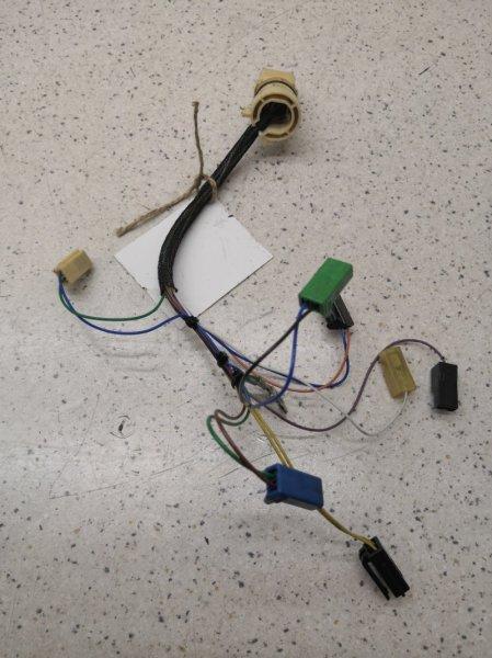 Проводка акпп Ford C-Max CAP 2007