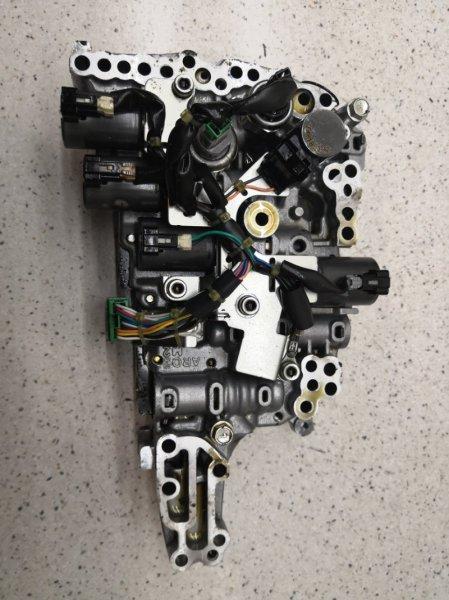 Гидроблок акпп Nissan X-Trail T32R MR20DD