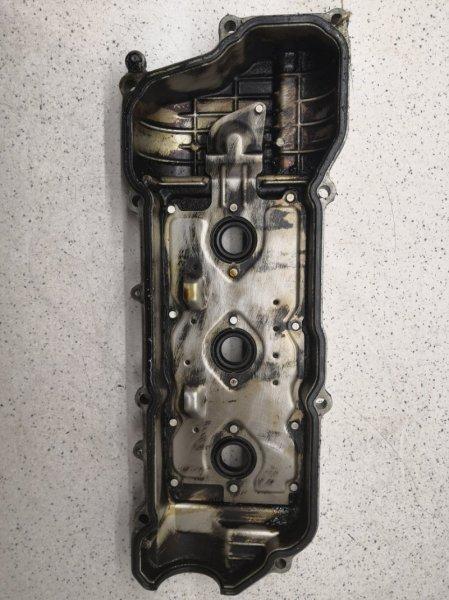 Крышка головки блока цилиндров Toyota Highlander MCU20 1MZFE левая