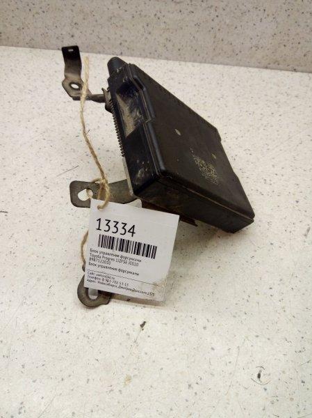 Блок управления форсунками Toyota Progres JCG10 1JZFSE