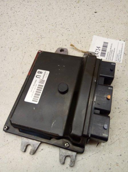 Блок управления Nissan Bluebird Sylphy KG11 MR20DE