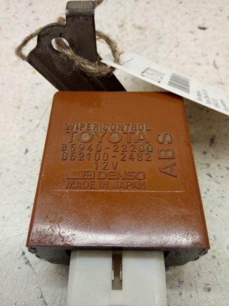Блок управления Toyota Chaser GX90 1GFE