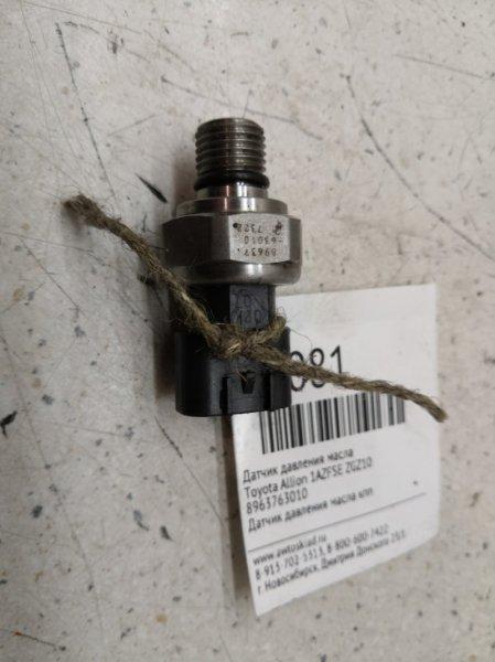 Датчик давления масла Toyota Allion ZGZ10 1AZFSE