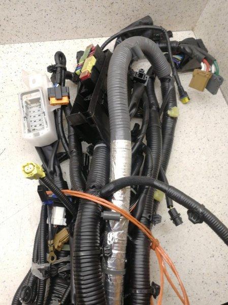 Проводка Nissan Juke F15 MR16DDT