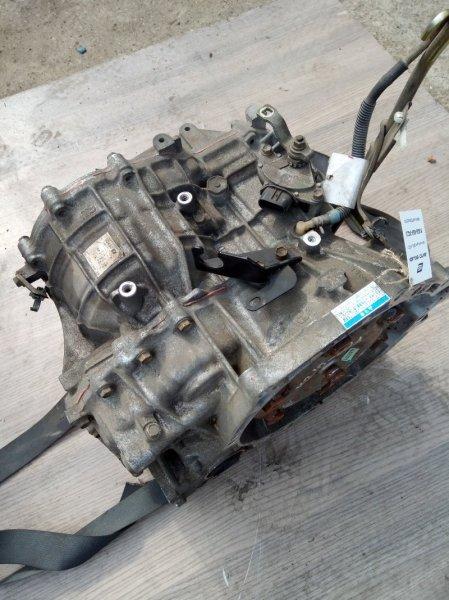 Коробка переключения передач Toyota Sienta NCP81 1NZFE