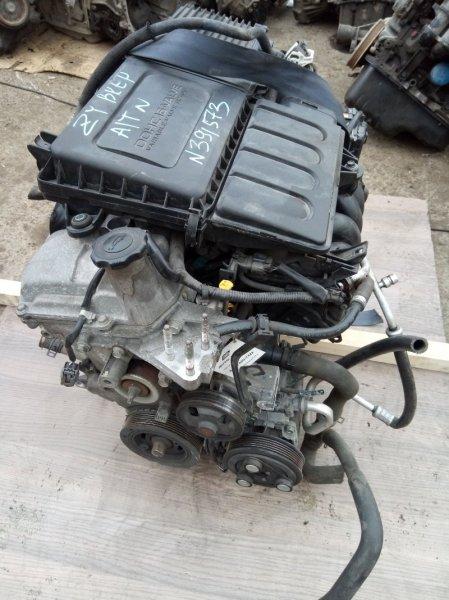 Двигатель Mazda Axela BKEP ZY