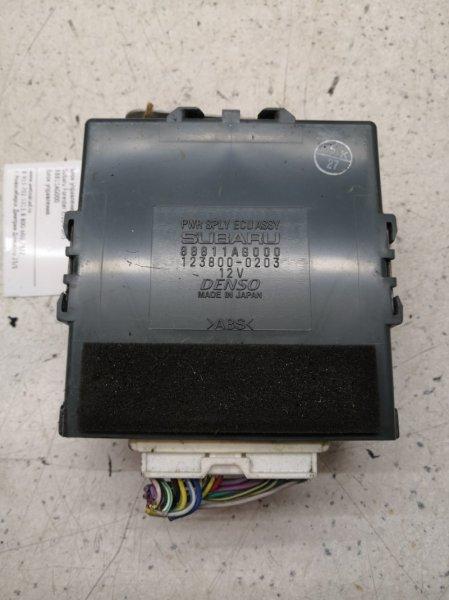 Блок управления Subaru Forester SH5 EJ204