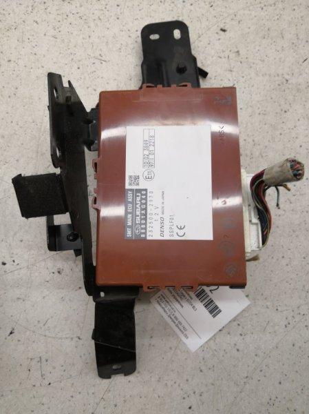 Блок управления Subaru Legacy BL5 EJ204
