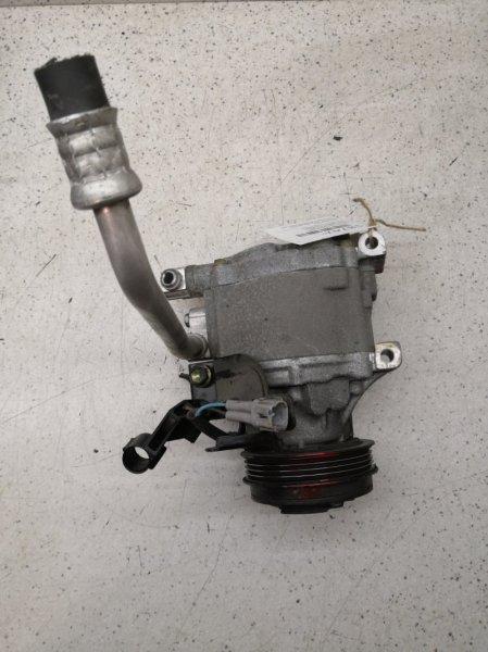 Компрессор кондиционера Subaru Legacy BL5 EJ20Y