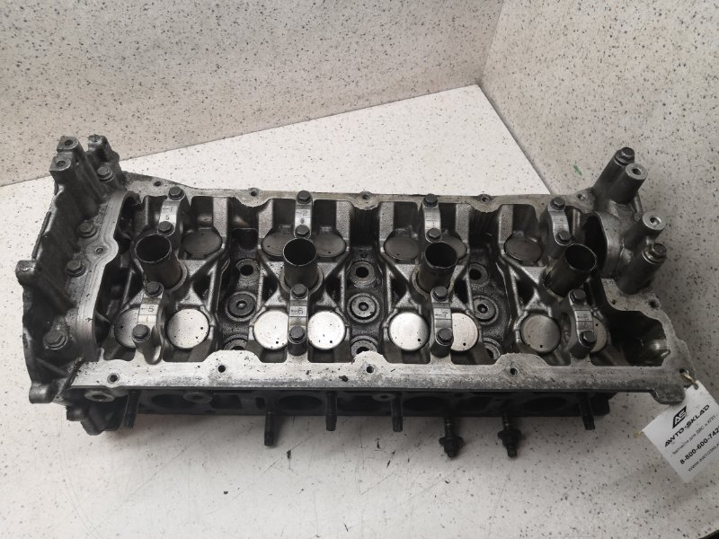Головка блока цилиндров Infiniti Fx45 S50 VK45DE левая