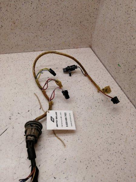 Проводка акпп Mitsubishi Airtrek CU4W 4G64