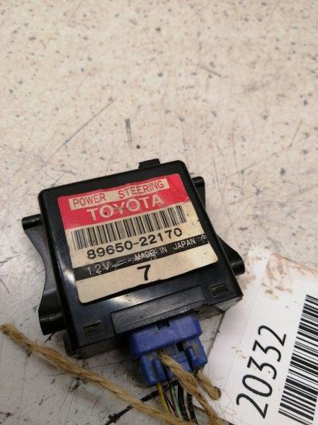 Блок управления Toyota Mark Ii JZX90 1JZGE