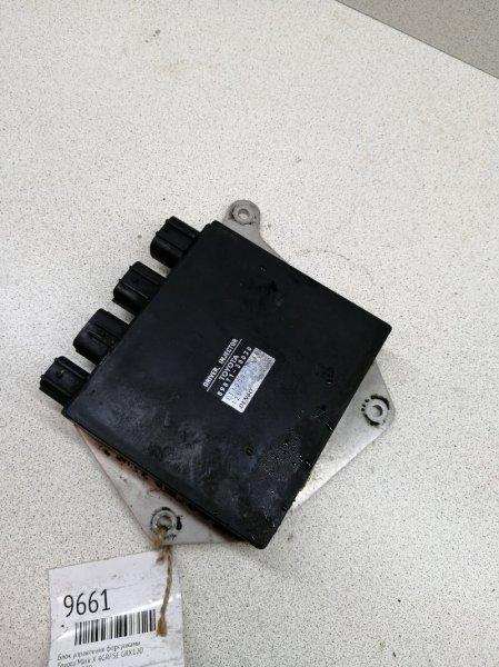 Блок управления форсунками Toyota Mark X GRX120 4GRFSE