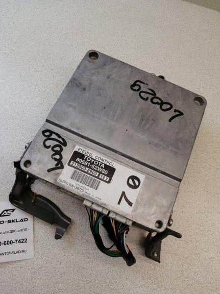Блок управления efi Toyota Probox NCP51V 1NZFE