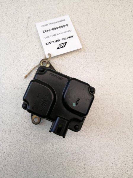 Механизм изменения длины впускного коллектора Ford Focus DAW SPLIT PORT 2.0