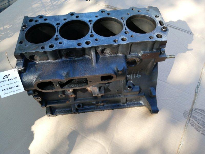 Блок цилиндров Hyundai Galloper D4BH