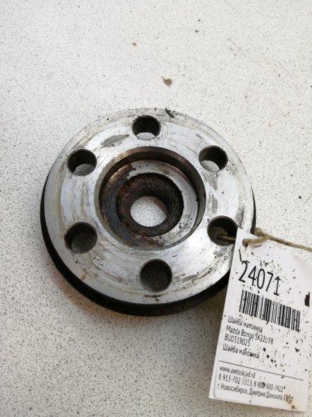 Шайба маховика Mazda Bongo SK22L F8