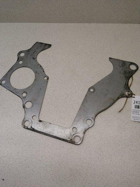 Пластина двигателя Mazda Bongo SK22L F8