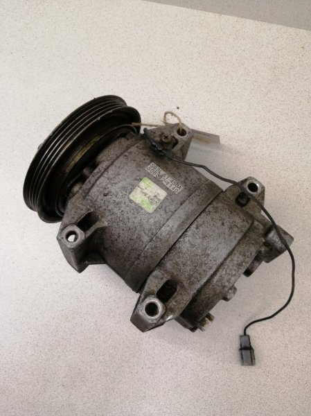 Компрессор кондиционера Mazda Bongo SK22L F8