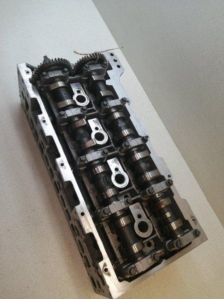 Головка блока цилиндров Mercedes-Benz Sprinter W901 OM611DELA