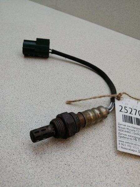 Датчик кислородный Nissan Murano TZ50 QR25DE