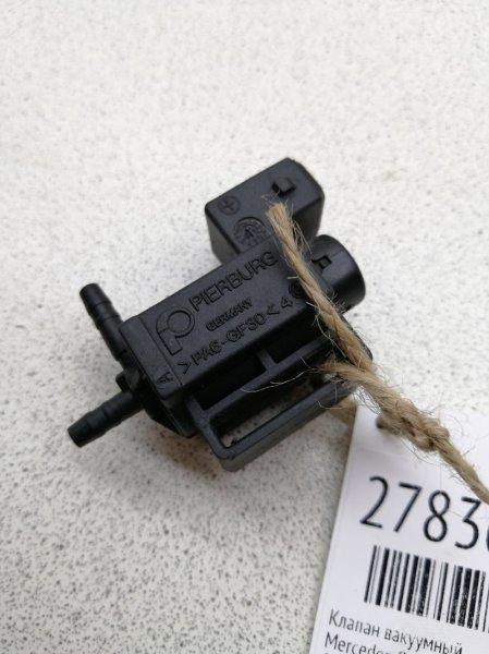 Клапан вакуумный Mercedes-Benz E-Class S210 M272E30