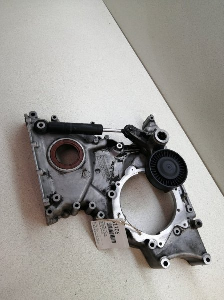 Лобовина двигателя Ssangyong Kyron OM661
