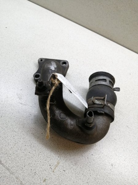 Патрубок системы охлаждения Toyota Caldina AT191 5AFE