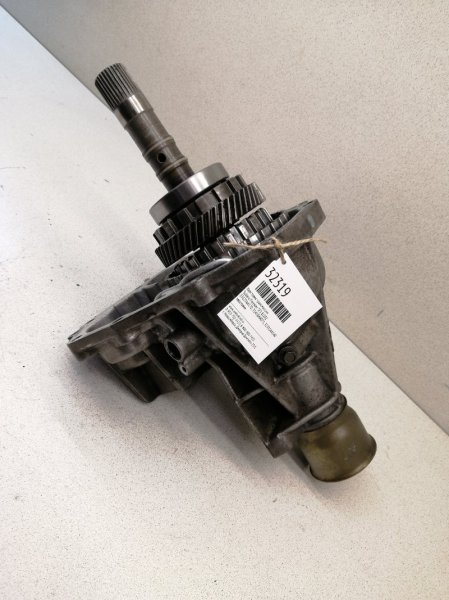 Хвостовик трансмиссии Subaru Forester SF5 EJ202