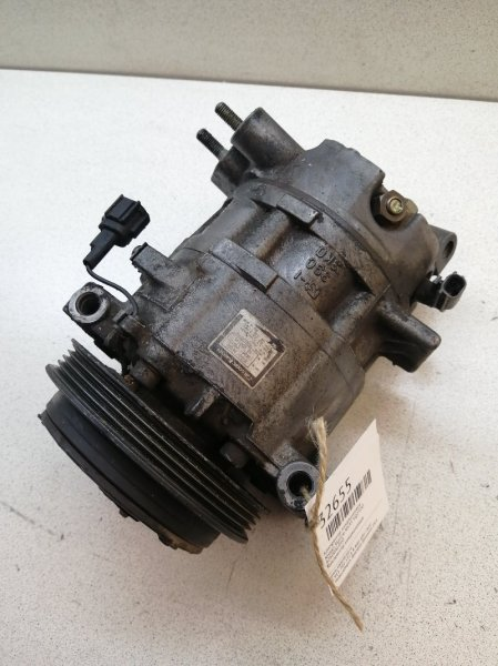 Компрессор кондиционера Nissan Skyline NV35 VQ25DD