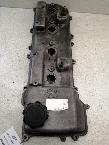 Крышка головки блока цилиндров Toyota Regius RCH41W 3RZFE