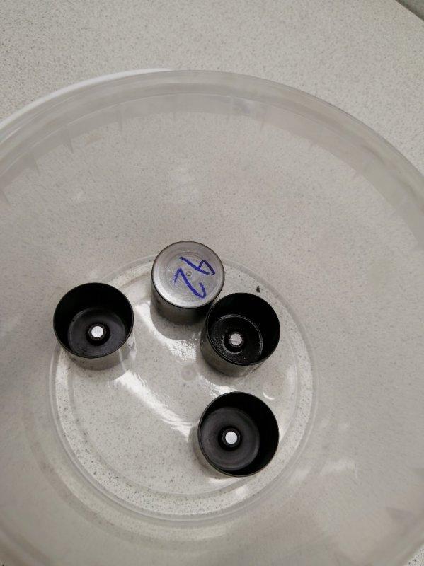 Толкатель клапана Toyota Duet M101A K3VE