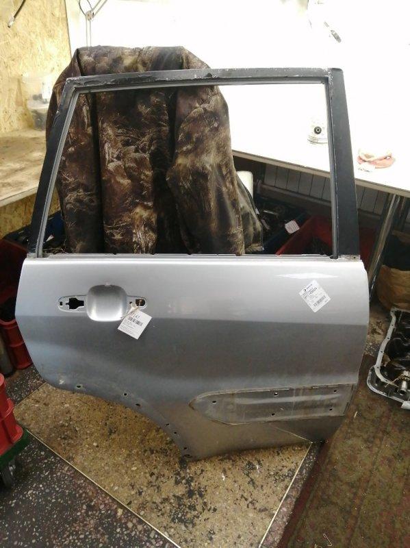 Дверь Toyota Rav4 ACA21L 1AZFE задняя правая