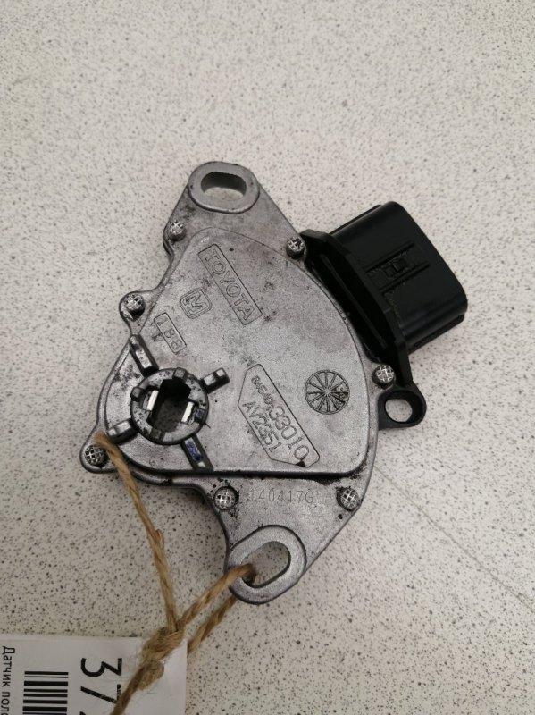 Датчик положения селектора акпп Toyota Highlander GSU55L 2GRFE