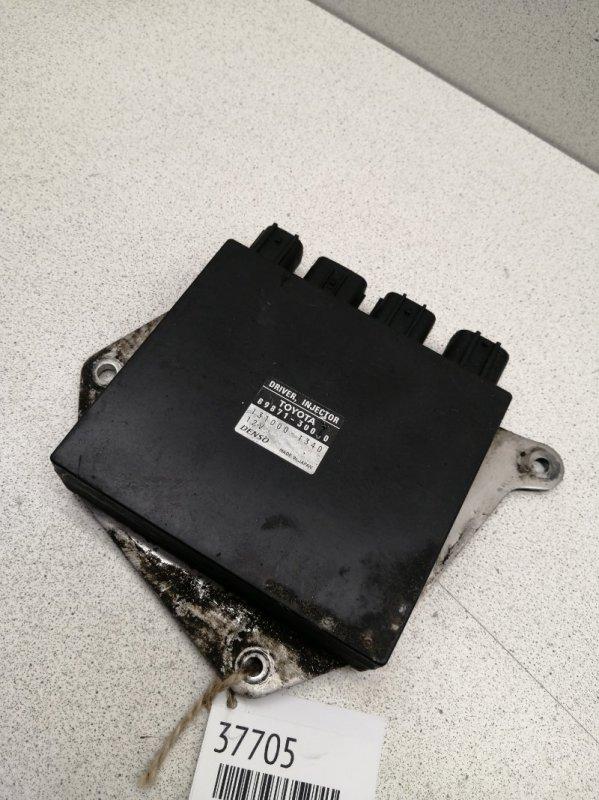 Блок управления форсунками Toyota Vitz SCP10 1SZFE
