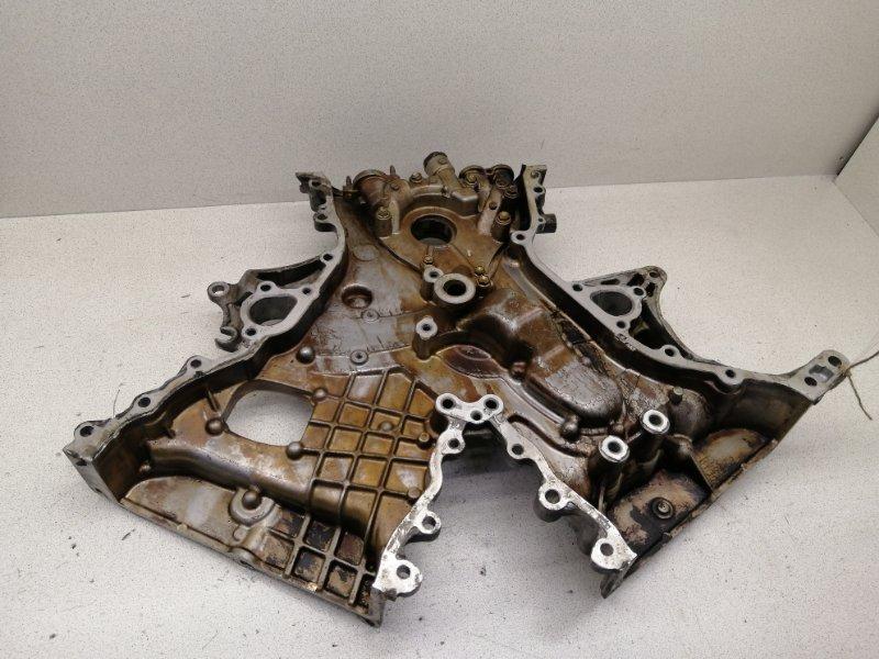 Лобовина двигателя Toyota Highlander GSU40R 2GRFE