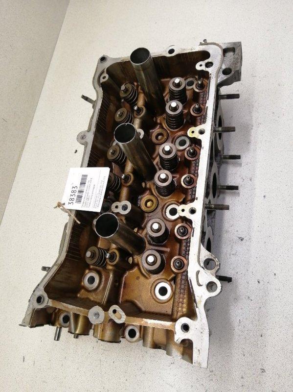 Головка блока цилиндров Toyota Highlander GSU40R 2GRFE левая