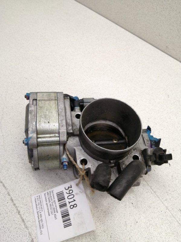 Заслонка дроссельная Mitsubishi Dion CR9W 4G63