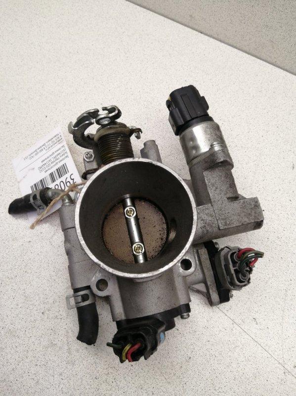 Заслонка дроссельная Subaru Impreza GD2 EJ152
