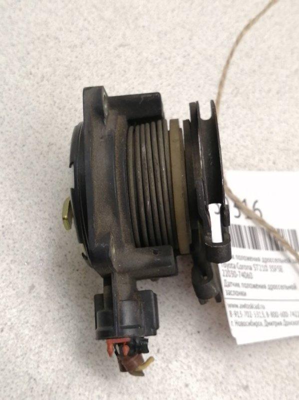 Датчик положения дроссельной заслонки Toyota Corona ST210 3SFSE