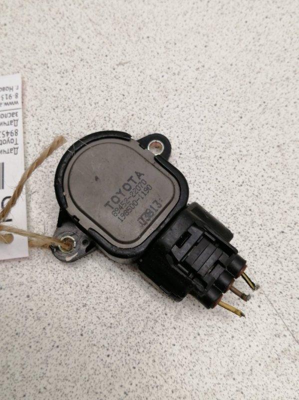 Датчик положения дроссельной заслонки Toyota Cresta GX100 1GFE