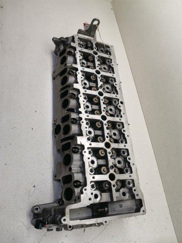 Головка блока цилиндров Bmw X6 E71 N57D30