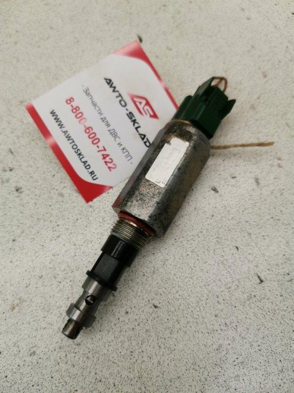 Клапан vvt-i Nissan Almera N16 QG18DE