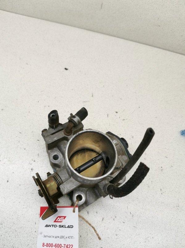 Заслонка дроссельная Nissan Accord CF3 F18B