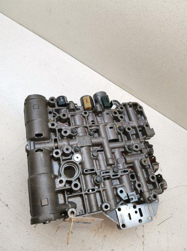 Гидроблок акпп Toyota Opa ACT10 1AFSE