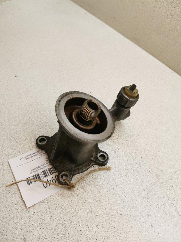 Кронштейн масляного фильтра Nissan Bassara JNU30 KA24DE