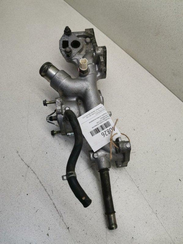 Патрубок системы охлаждения Honda Mdx YD1 J35A