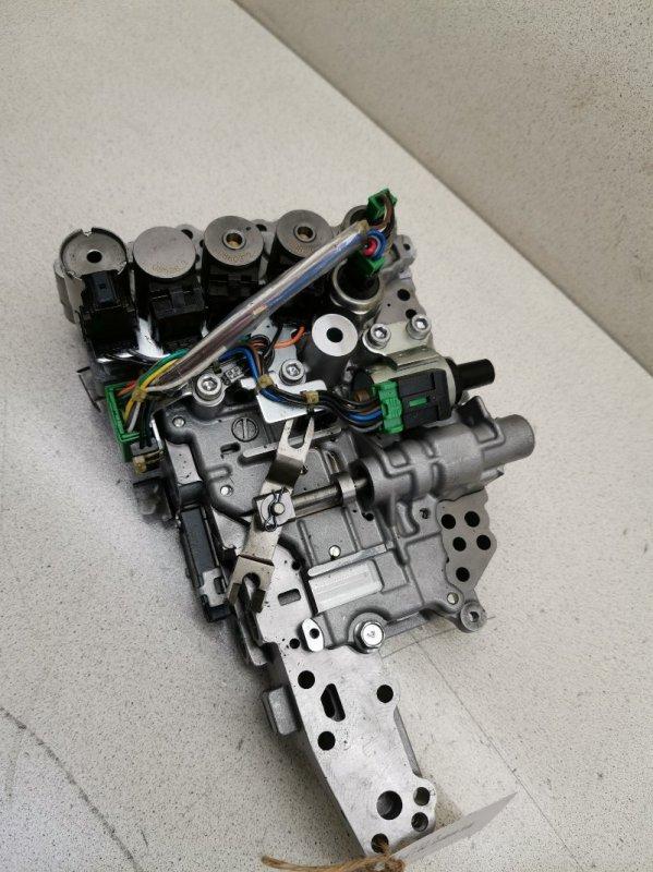 Гидроблок акпп Nissan X-Trail T31 MR20DE